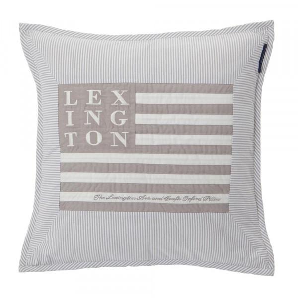Lexington Baumwollkissen gestreift