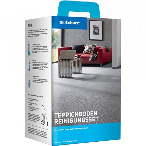Dr. Schutz Teppichboden-Reinigungsset