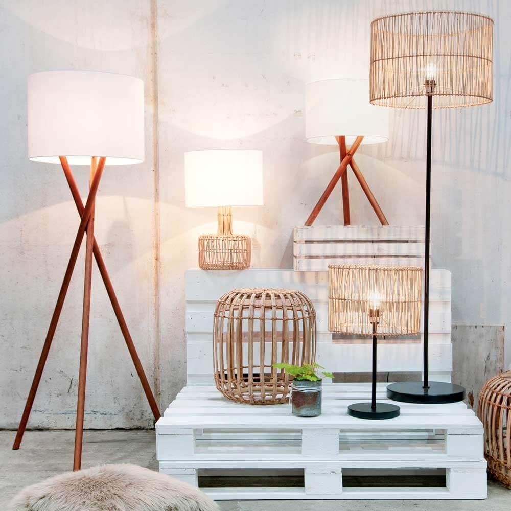 Tischlampe Tischleuchten Lampen Leuchten Knutzen Wohnen