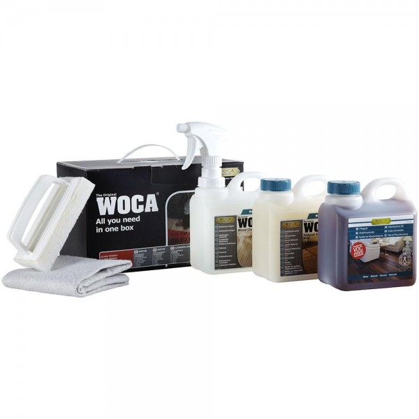 WOCA Öl Pflegebox
